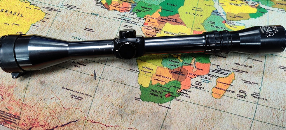 Pecar Variable Scope 4-10 Made in Germany - Pre-owned