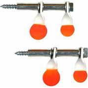 Jack Pyke Mini Spinner Targets 2 Pack