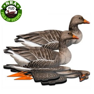 FUD Greylag Fold Up Decoys 6 pack