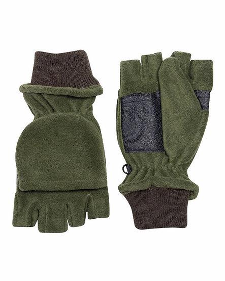 Jack Pyke Fleece Shooters Mitts Gloves