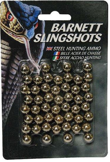 Barnett Slingshot Steel Ammo Pack Of 50
