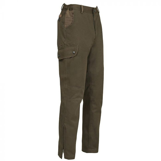 Percussion Sologne Hunting Trousers Green