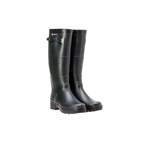 Aigle Benyl M. Wellington Boots -Bronze 85788