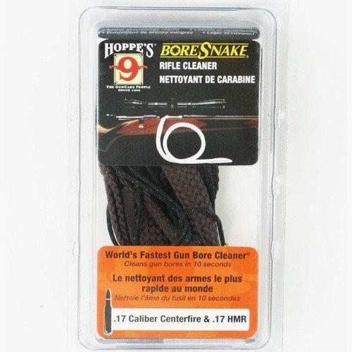 Hoppe's 9 BoreSnake .17 Rifle Cleaner