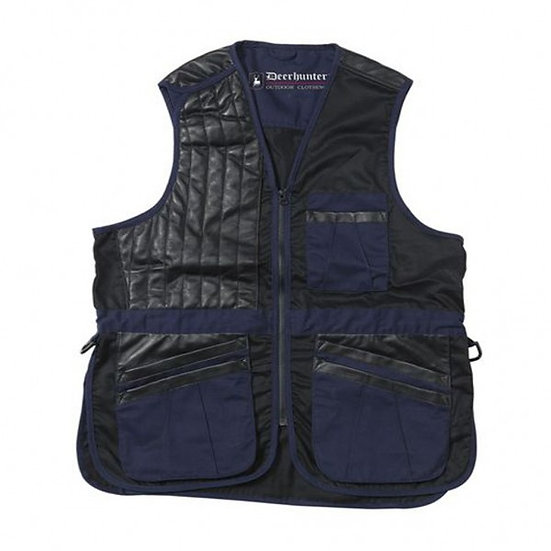 Deerhunter Champ De Lux Waistcoat Skeet Vest Right Handed