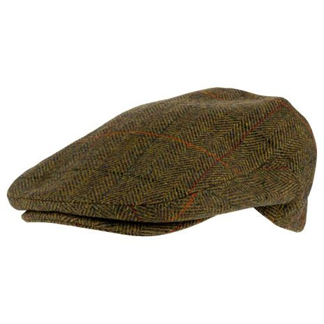 Jack Pyke Junior Tweed Flat Cap