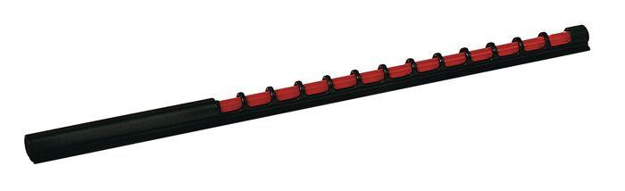 Ruby Sight Fibre Optic Bead Shotgun 120mm Red