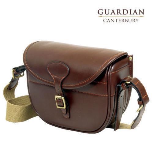 Guardian Leather Canterbury Cartridge Bag