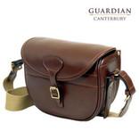 Canterbury Leather Cartridge Bag