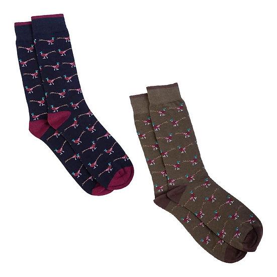 Bonart Poole Pheasant Socks
