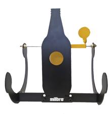 Milbro Airgun Rocker Spinning Bottle Target