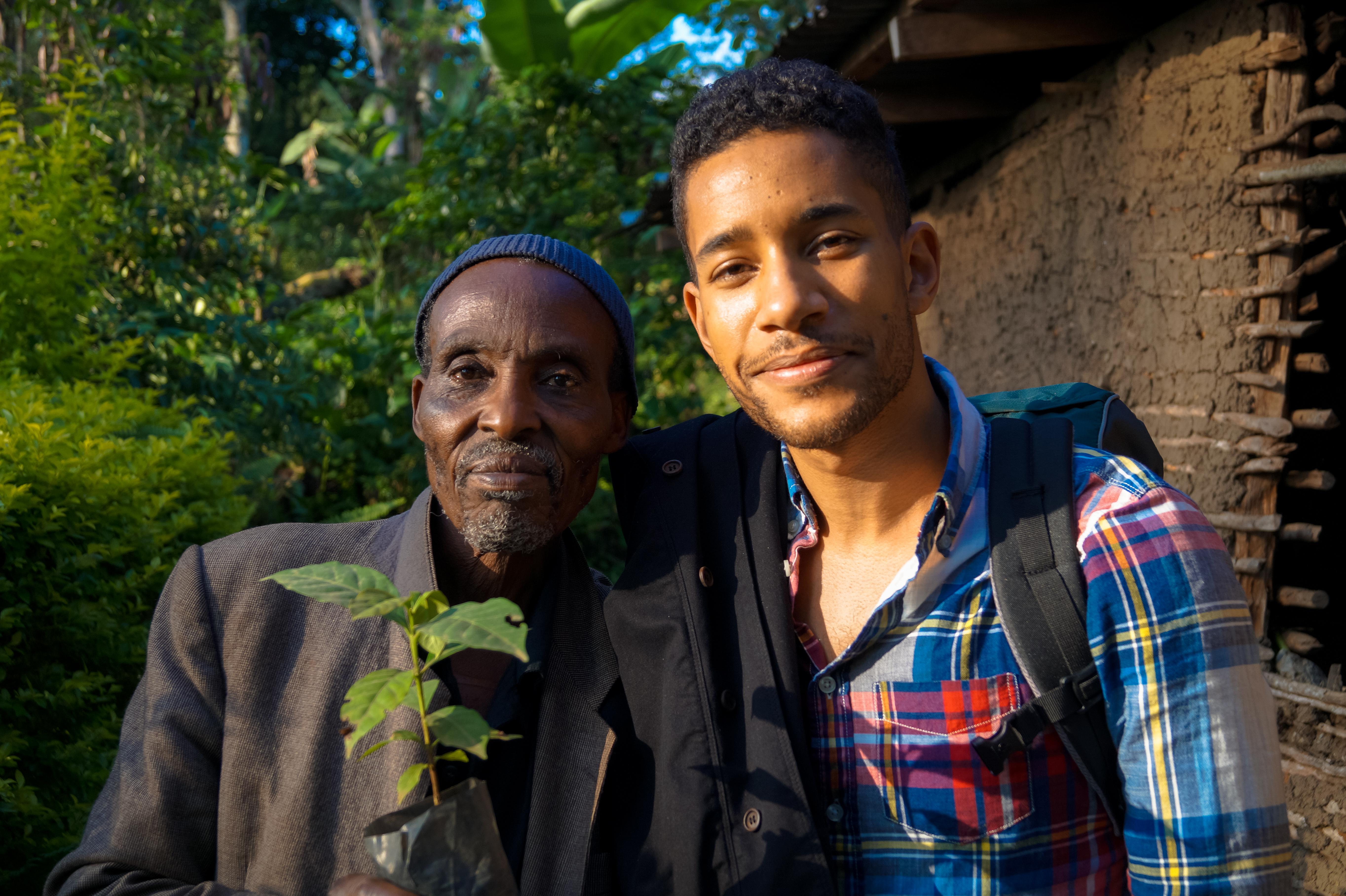 Coffe Tour, Moshi, Tanzania