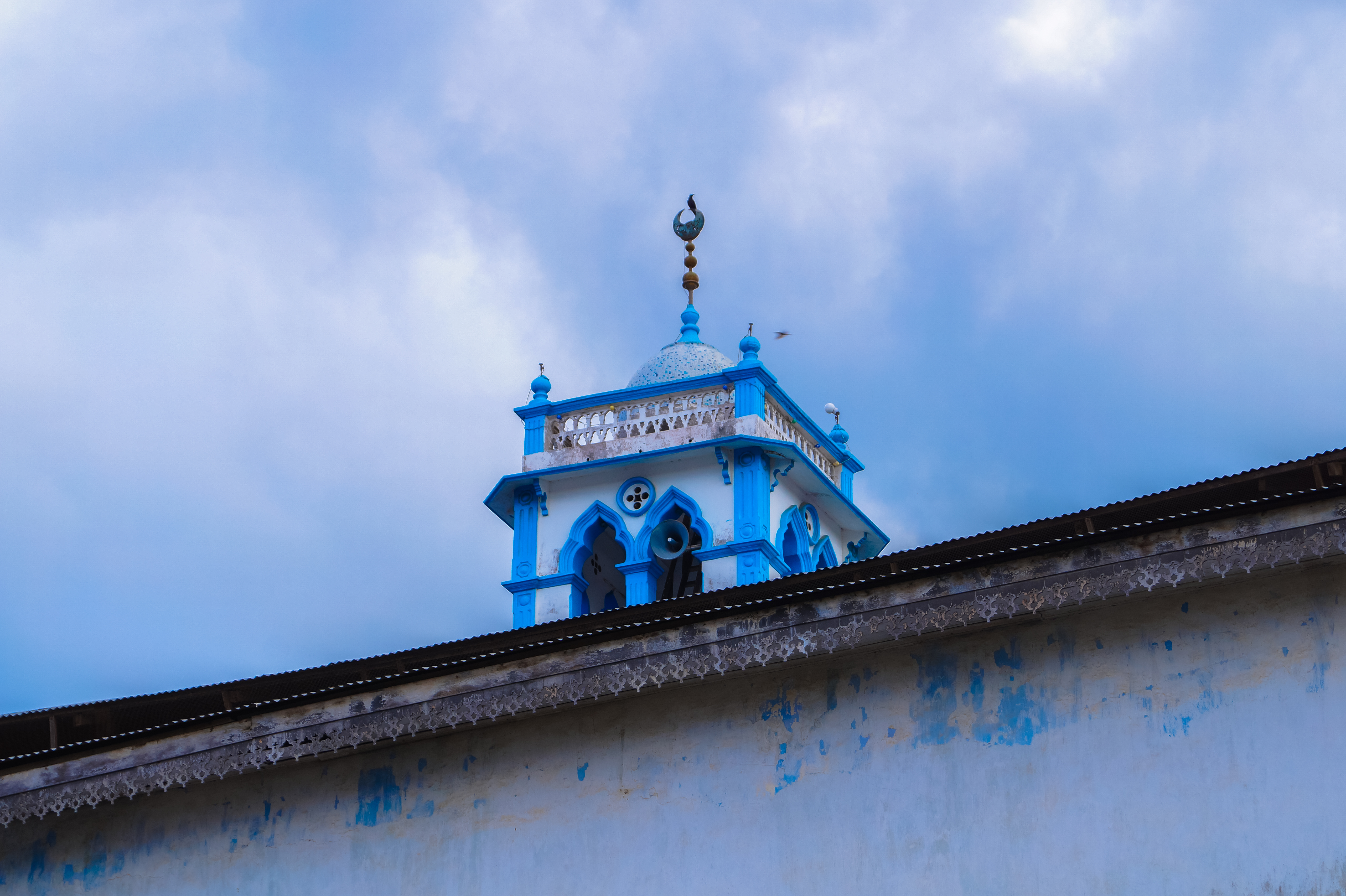Mosque, Stone Town, Zanzibar