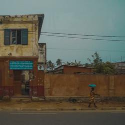 Benin's street