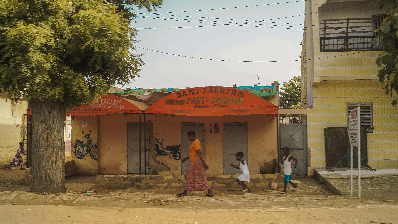 Street Photography, Senegal