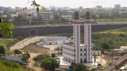 Mosque of the Divinity, Dakar, Senegal