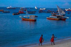 Maasai, Stone Town, Zanzibar