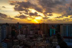 Sunset, Dar es Salaam, Tanzania