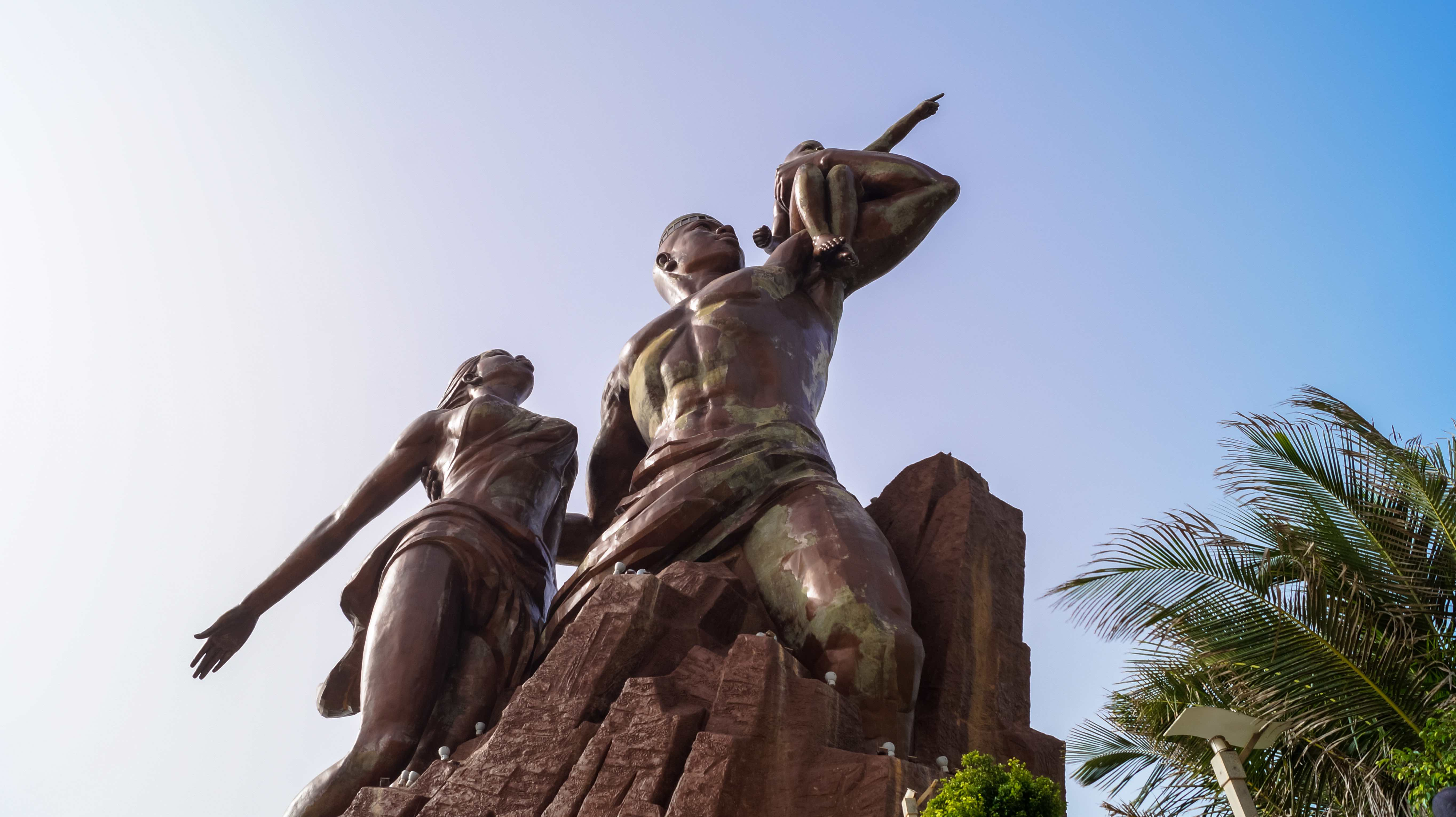 African Renaissance Monument, Dakar