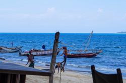 Beach and Joy, Stone Town, Zanzibar