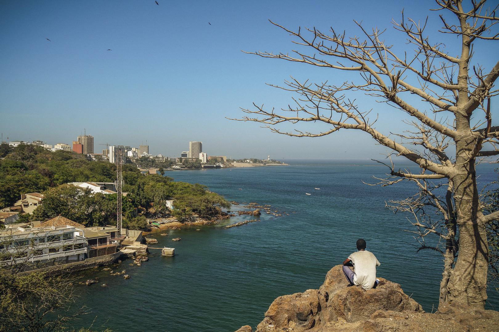 Route de la Corniche, Dakar