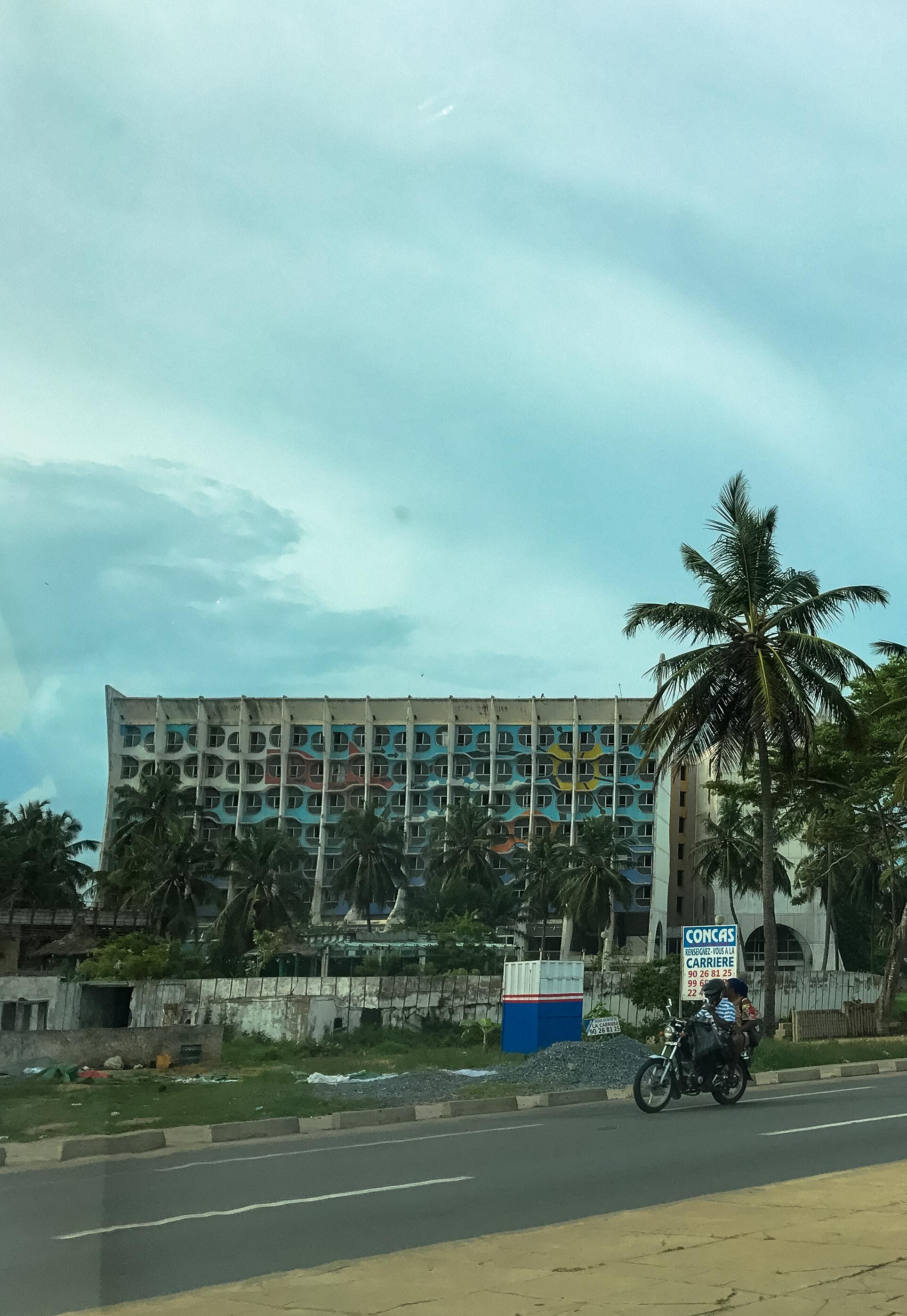 Hotel de la Paix, Lomé, Togo
