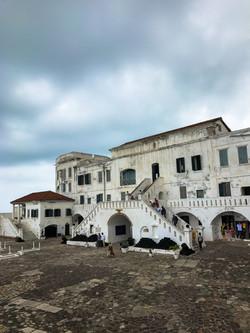 Cape Coast Castle, Atlantic Ocean, Ghana