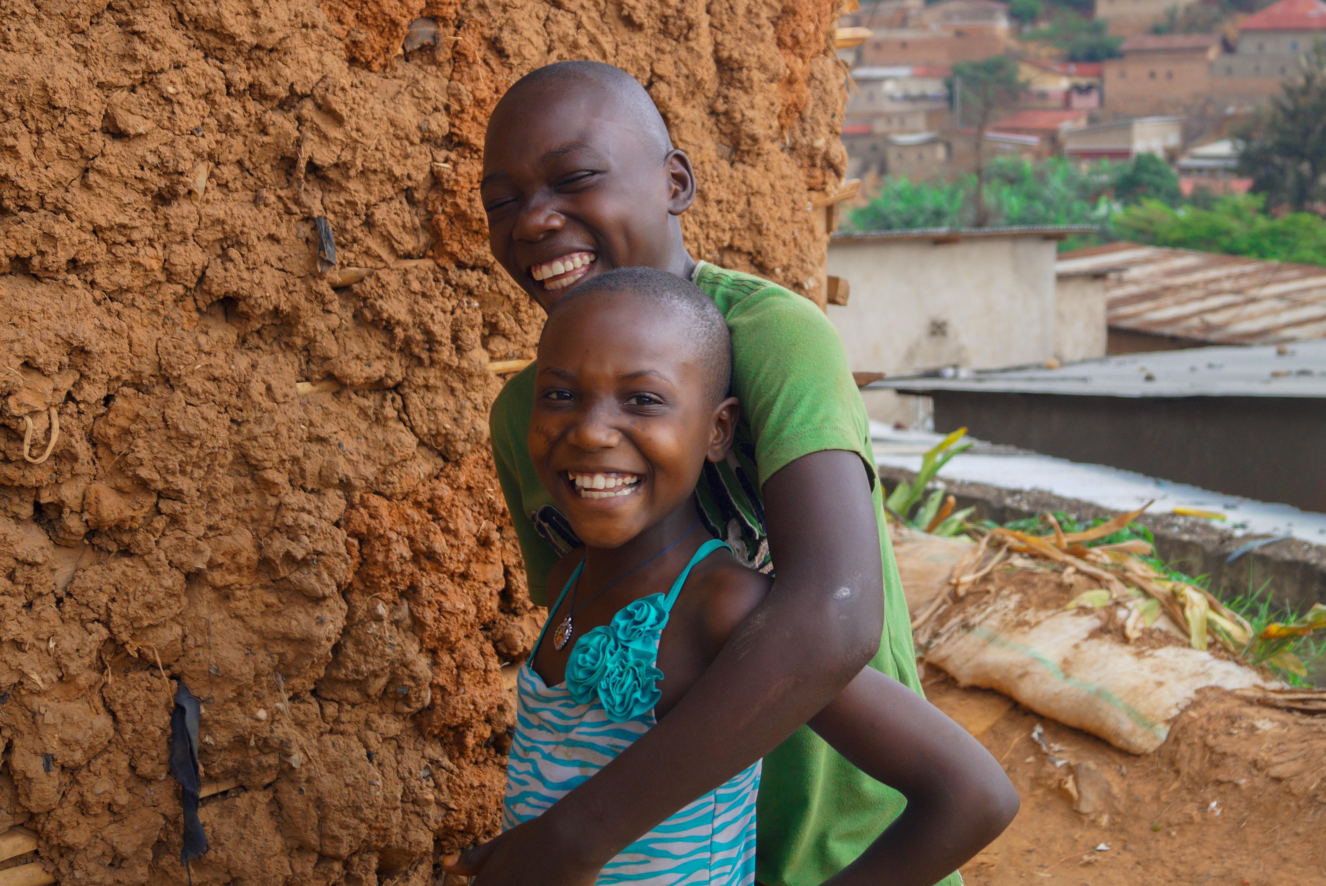 (King) & Queen, Kigali, Rwanda
