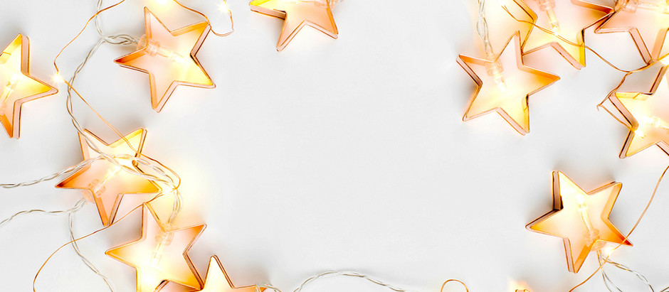HELLO + HAPPY NEW YEAR!