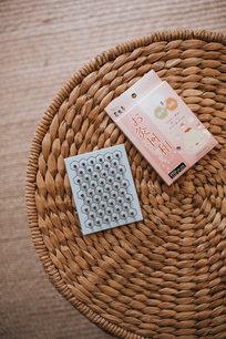 Smokeless Moxa Stickers