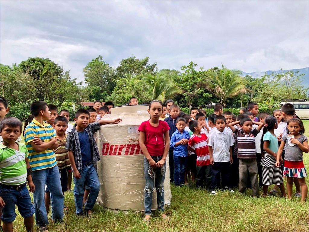 water tank - children