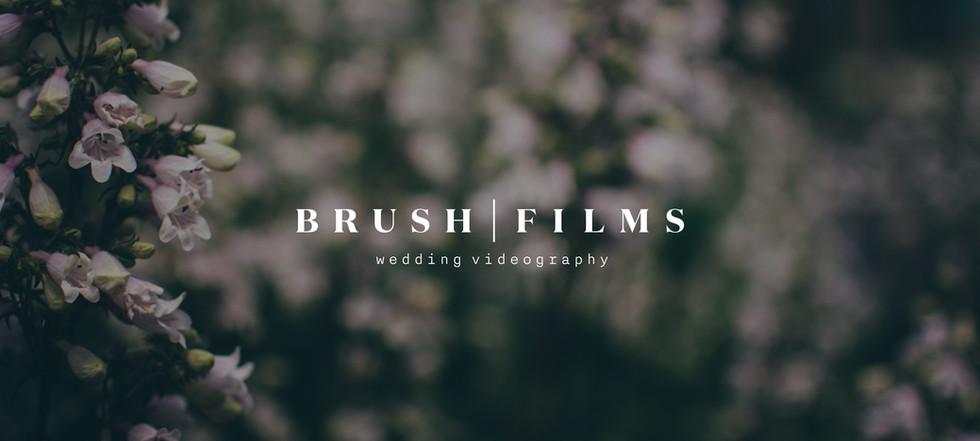 Logo design for Brush Films
