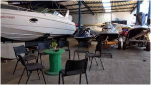 marina guaruja patio