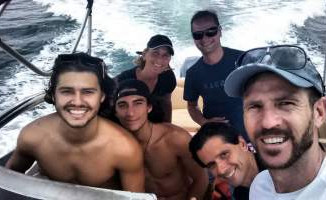 Escola Nautica no Guarujá
