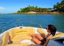 Passeio de Barco Guaruja