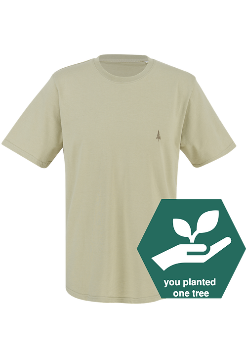 Men´s T-Shirt – moos green