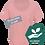 Thumbnail: Ladie's T-Shirt –Canyonpink