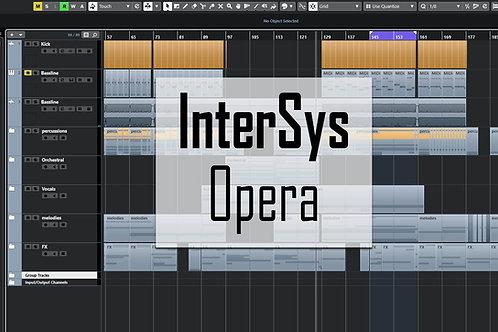 InterSys - Opera [CUBASE PROJECT]