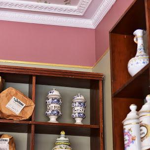 angle pots a pharmacie Le Tisanier d'Oc Herboristerie à Bordeaux