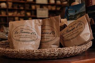 Tisanes Le Tisanier d'Oc Herboristerie à Bordeaux