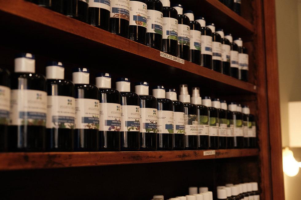 Le Tisanier d'Oc, Herboristerie à Bordeaux huiles esentielles et produits de beauté