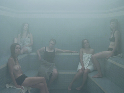 The Steam Bath (L'étuve)