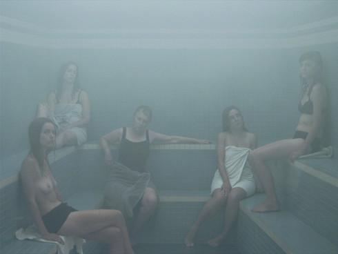 The Steam Bath (L'étuve)