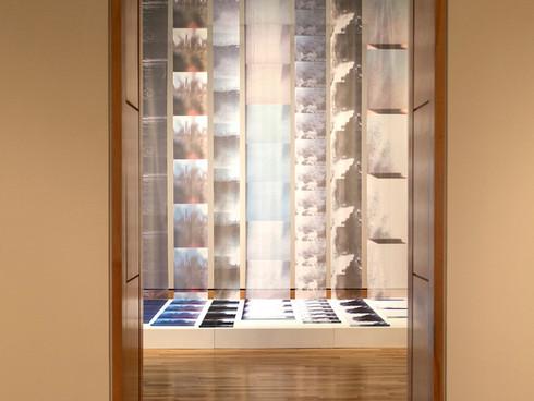 Exhibition text: Hazel Eckert