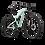 A tilted side view of a Diamondback Release 20 3 bike.