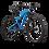 A tilted side view of a Diamondback Release 29 2 bike.