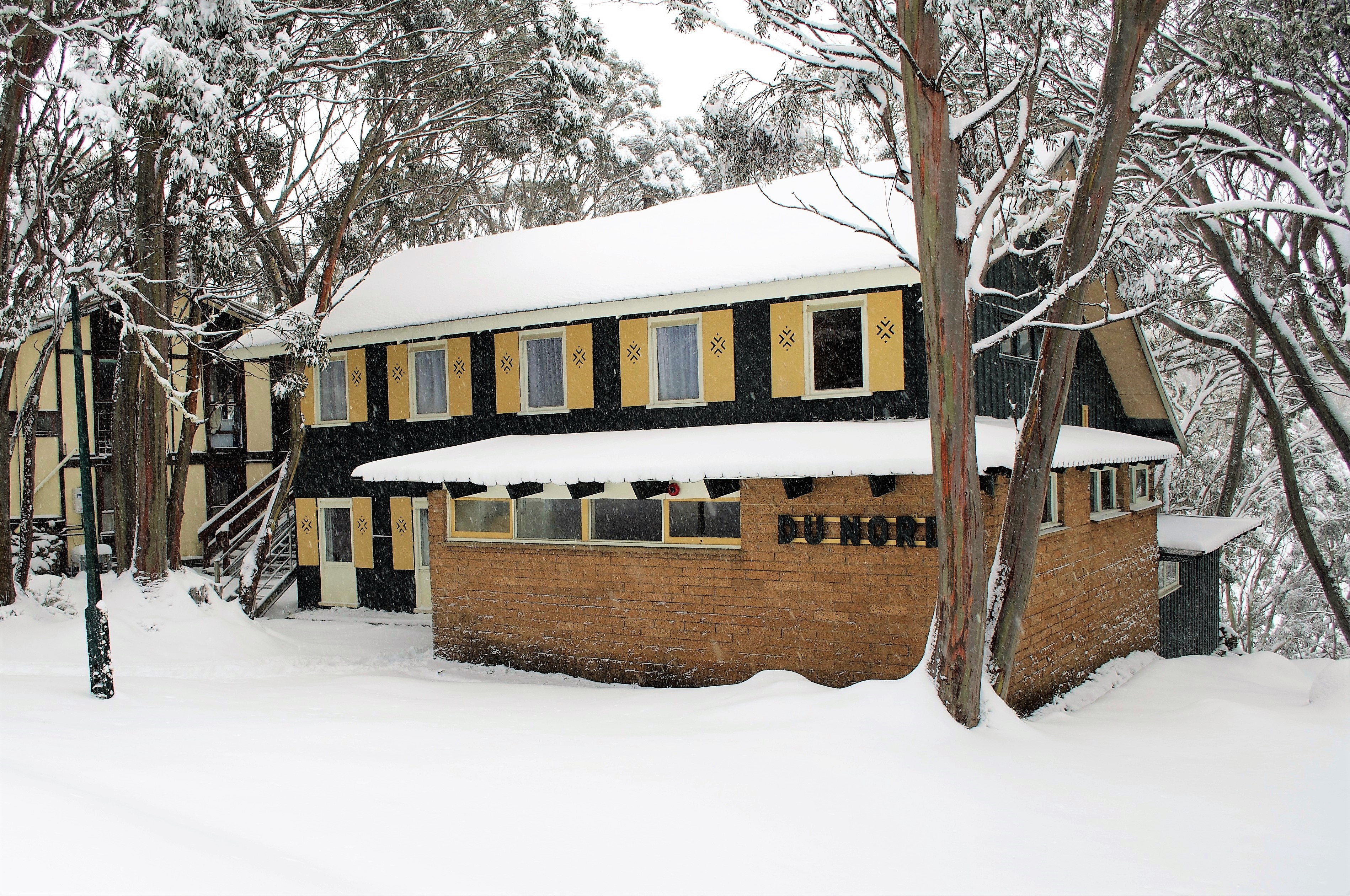 DNSC Lodge