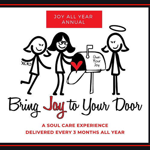 Joy All Year: Annual Subscription
