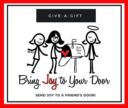 Give-A-Gift of Joy - 1 Quarter - 1 Box