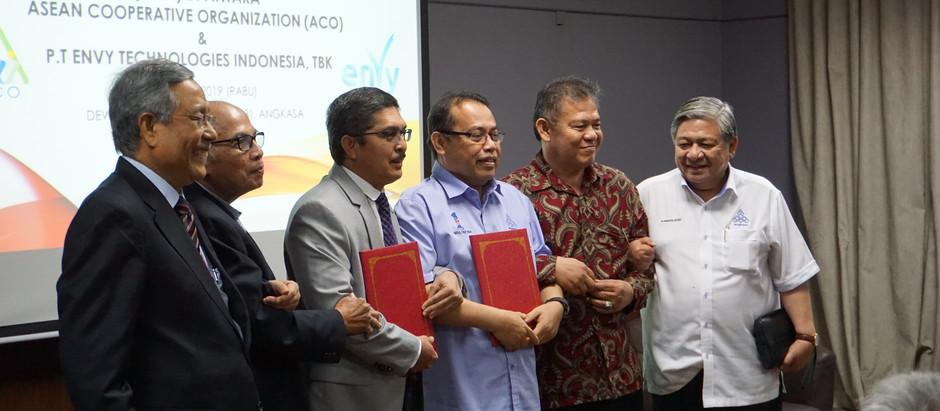 Kolaborasi Teknologi dan Koperasi ENVY Jalin Kerja Sama dengan ACO